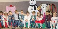 Dječji vrtić Ivančica-Oriovac organizirao božićnu priredbu