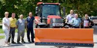 Općini Oriovac isporučen novi traktor s ralicom i tarupom