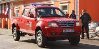 DVD Slavonski Kobaš dobio novo vatrogasno vozilo