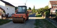 U tijeku asfaltiranje Vinogradske ulice