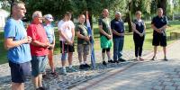 Branitelji hodočasnici položili vijence u centru Oriovca