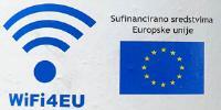 Postavljena javna hotspot točka za besplatan pristup internetu