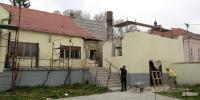Započela obnova župnog stana